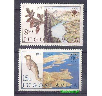 Znaczek Jugosławia 1982 Mi 1943-1944 Czyste **