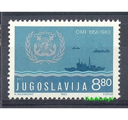 Znaczek Jugosławia 1983 Mi 1976 Czyste **