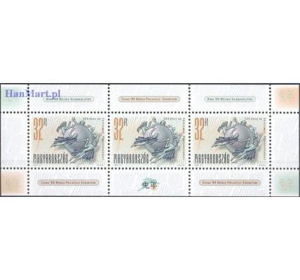 Węgry 1999 Mi ark 4559 Czyste **