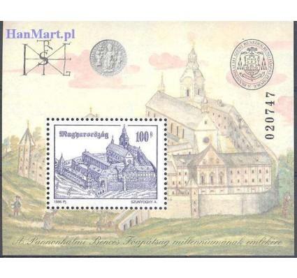 Znaczek Węgry 1996 Mi bl 234 Czyste **