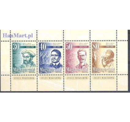 Węgry 2000 Mi bl 253 Czyste **