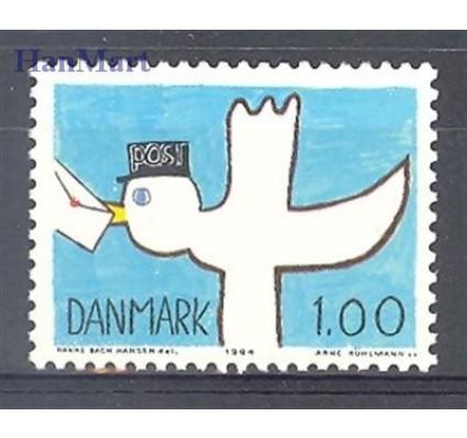 Znaczek Dania 1984 Mi 816 Czyste **