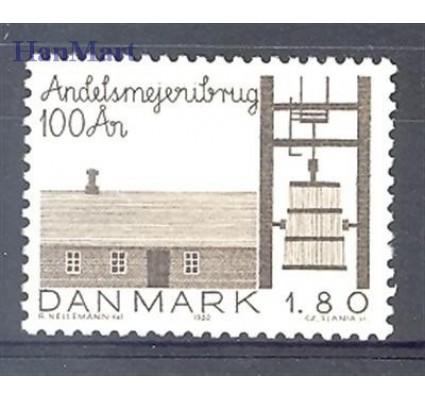 Znaczek Dania 1982 Mi 757 Czyste **