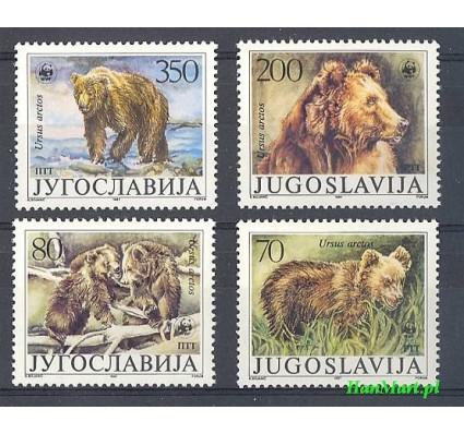 Jugosławia 1997 Mi 2260-2263 Czyste **
