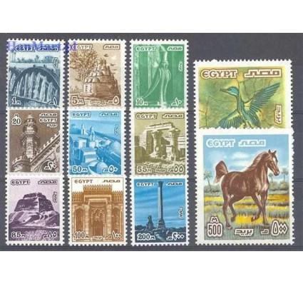 Znaczek Egipt 1978 Mi 1268-1278 Czyste **