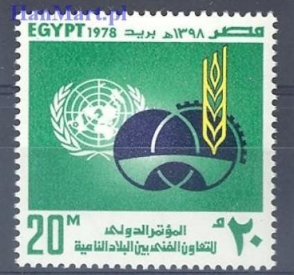 Znaczek Egipt 1978 Mi 1300 Czyste **