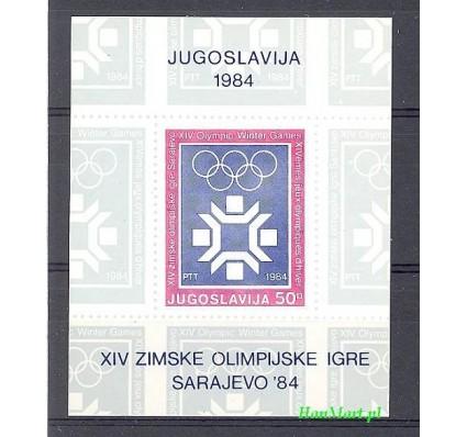 Jugosławia 1983 Mi bl 22 Czyste **