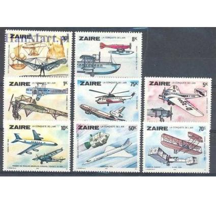 Znaczek Kongo Kinszasa / Zair 1978 Mi 580-587 Czyste **