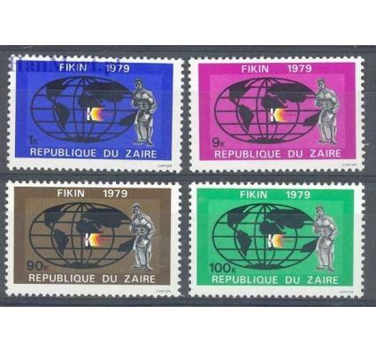 Znaczek Kongo Kinszasa / Zair 1979 Mi 608-611 Czyste **