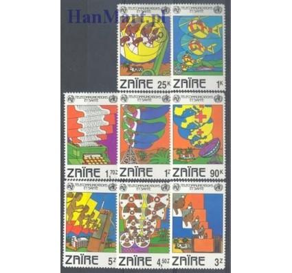 Kongo Kinszasa / Zair 1982 Mi 747-754 Czyste **
