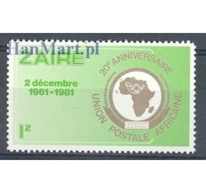 Kongo Kinszasa / Zair 1982 Mi 755 Czyste **