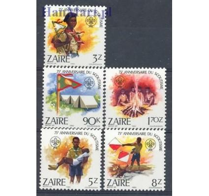 Znaczek Kongo Kinszasa / Zair 1982 Mi 786-790 Czyste **