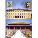 Liechtenstein 2005 Mi 1375-1376 Karta Max