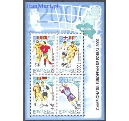 Znaczek Rumunia 2000 Mi bl 313 Czyste **