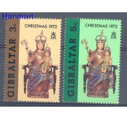 Gibraltar 1972 Mi 293-294 Czyste **