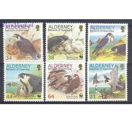 Znaczek Alderney 2000 Mi 145-150 Czyste **