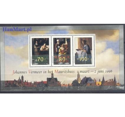 Znaczek Holandia 1996 Mi bl 46 Czyste **