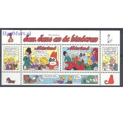 Znaczek Holandia 1998 Mi bl 57 Czyste **