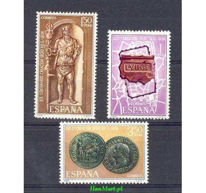Znaczek Hiszpania 1968 Mi 1760-1762 Czyste **