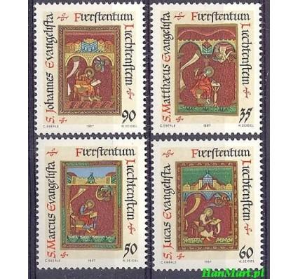 Liechtenstein 1987 Mi 930-933 Czyste **