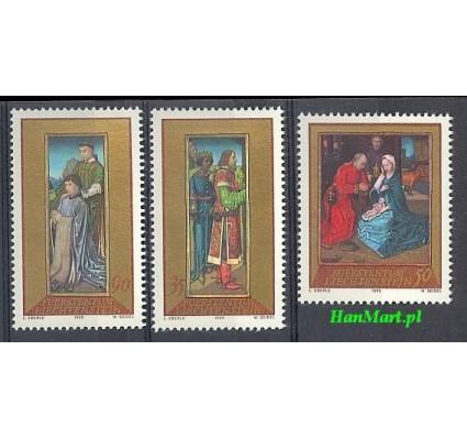 Liechtenstein 1989 Mi 978-980 Czyste **