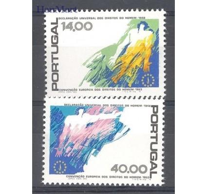 Portugalia 1978 Mi 1422-1423 Czyste **