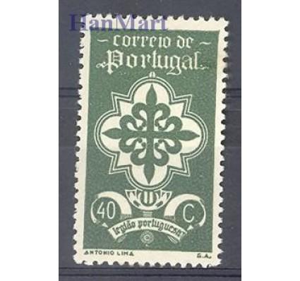 Portugalia 1940 Mi 610 Z podlepką *