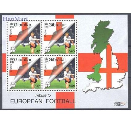 Znaczek Gibraltar 2000 Mi ark 913 Czyste **