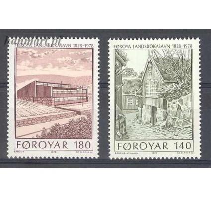 Wyspy Owcze 1978 Mi 39-40 Czyste **
