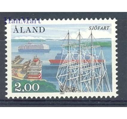 Znaczek Wyspy Alandzkie 1984 Mi 7 Czyste **