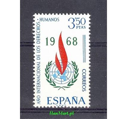 Znaczek Hiszpania 1968 Mi 1763 Czyste **
