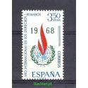 Hiszpania 1968 Mi 1763 Czyste **