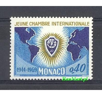 Znaczek Monako 1969 Mi 955 Czyste **
