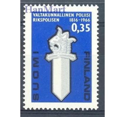 Finlandia 1966 Mi 615 Czyste **