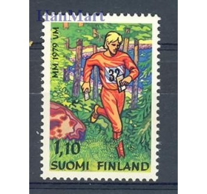 Finlandia 1979 Mi 837 Czyste **