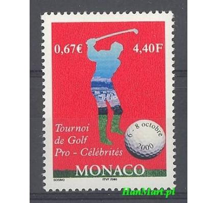 Monako 2000 Mi 2505 Czyste **