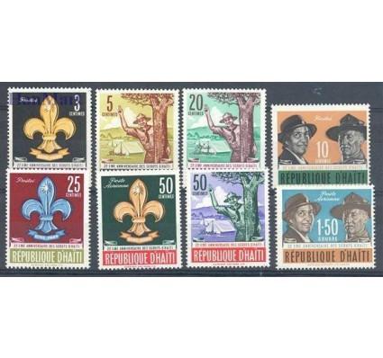 Znaczek Haiti 1962 Mi 710-717 Czyste **