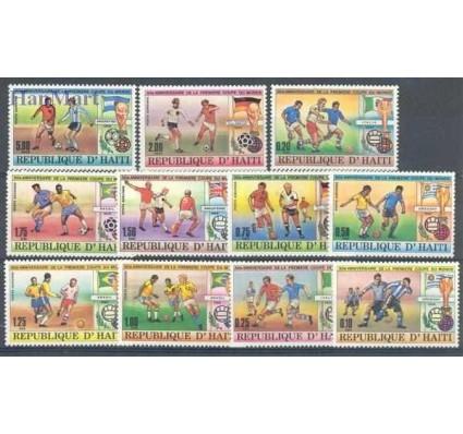 Znaczek Haiti 1980 Mi 1374-1384 Czyste **
