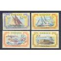 Barbados 1982 Mi 558-561 Czyste **