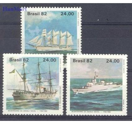 Znaczek Brazylia 1982 Mi 1944-1946 Czyste **