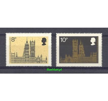 Znaczek Wielka Brytania 1973 Mi 632-633 Czyste **