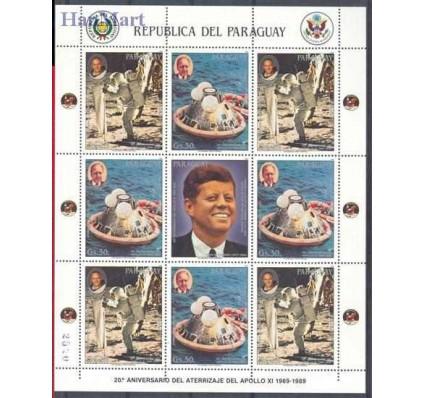 Paragwaj 1989 Mi 4331-4332 Czyste **