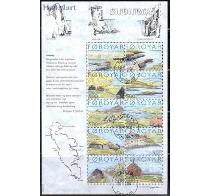 Znaczek Wyspy Owcze 2004 Stemplowane