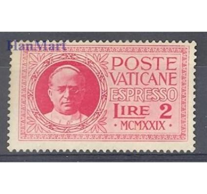 Znaczek Watykan 1929 Mi 14 Czyste **