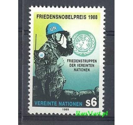 Narody Zjednoczone Wiedeń 1989 Mi 91 Czyste **