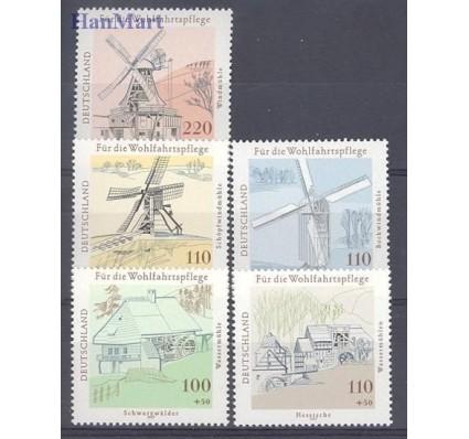 Niemcy 1997 Mi 1948-1952 Czyste **