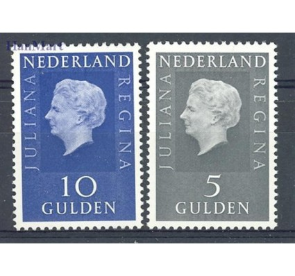 Znaczek Holandia 1970 Mi 944-945y Czyste **