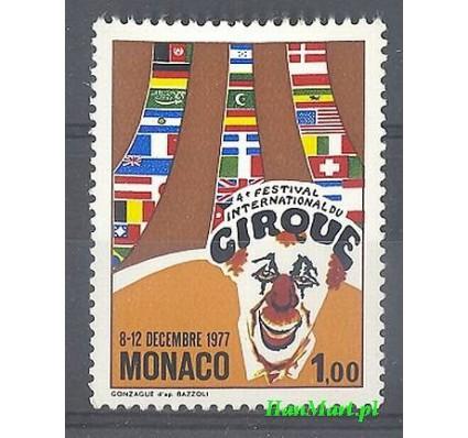 Monako 1977 Mi 1293 Czyste **