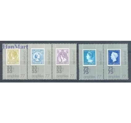 Znaczek Holandia 1976 Mi 1083-1087 Czyste **
