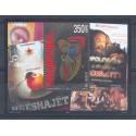 Albania 2003 Mi bl 145 Czyste **